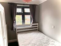 Single Bedroom (small double bed) Bills Included