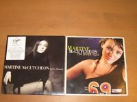 martine mccutcheon promo cd's perfect moment & i'm over you