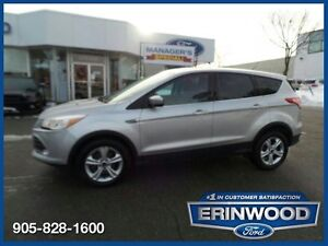 2014 Ford Escape SE - 2.0L ECOBOOST/REV CAM/HEATED SEATS/SYNC