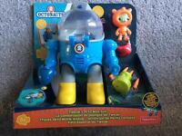 Octonauts - Tweak's Octo-Max Suit