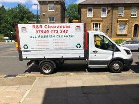 Affordable Rubbish Removal, Builders Waste, Garden Clearance, Garage Clearance, House Clearance