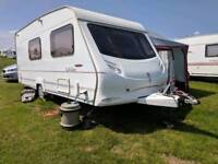 2004 Ace Jubilee Globetrotter Touring Caravan with full size awning & extras!