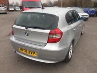 2006 bmw 118d sport facelift int push start model m47 engine ever reliable 6 speed 1 p lady owner