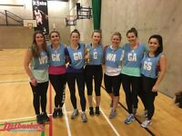Fun indoor netball leagues in Brixton - new teams and players wanted!