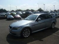 2009 09 BMW 3 SERIES 2.0 318I SE 4D 141 BHP **** GUARANTEED FINANCE **** PART EX WELCOME ****
