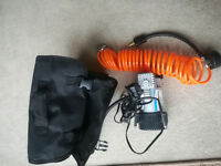 Air compressor from Euro car parts - £20