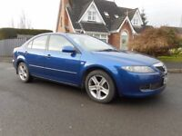 2007 MAZDA 6 TS 2.0 TURBO DIESEL FULL MOT