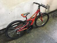 Apollo FS24 Kids Mountain Bike