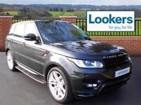 Land Rover Range Rover Sport SDV6 AUTOBIOGRAPHY DYNAMIC (grey) 2014-09-26