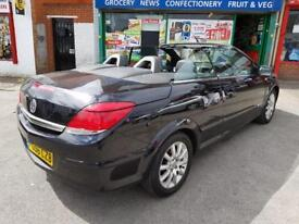 Vauxhall Astra twin top convertible summer car