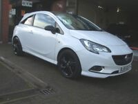 VAUXHALL CORSA 1.4 LIMITED EDITION, SUPERB VXR STYLING