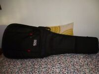 """""""Gator"""" Pro g Acoustic guitar Gig bag/case ultimate protection brand new unused."""