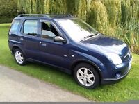 Suzuki ignis 4x4 mot till september 2017, clean car inside and out PX bargain