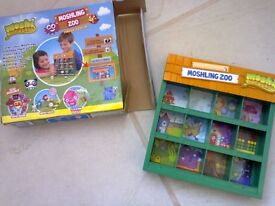 Moshi monsters zoo !......... just 50p !