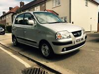 Hyundai Amica 1.1 CDX, 2006, long mot, air conditioning