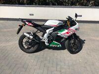 Rieju rs3 50 motorbike