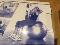 Stretching ball