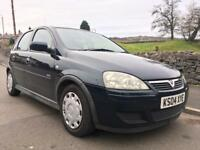2004 Vauxhall Corsa Design Twinport 1.4 Looks & Drives Superb.