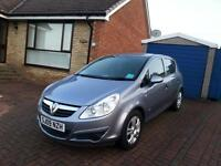 Corsa. 1.2 16v. 5 dr active. 10K, Low miles