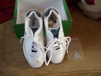 Mitre, Size 4, Cricket Shoes (worn once) Perfect Condition