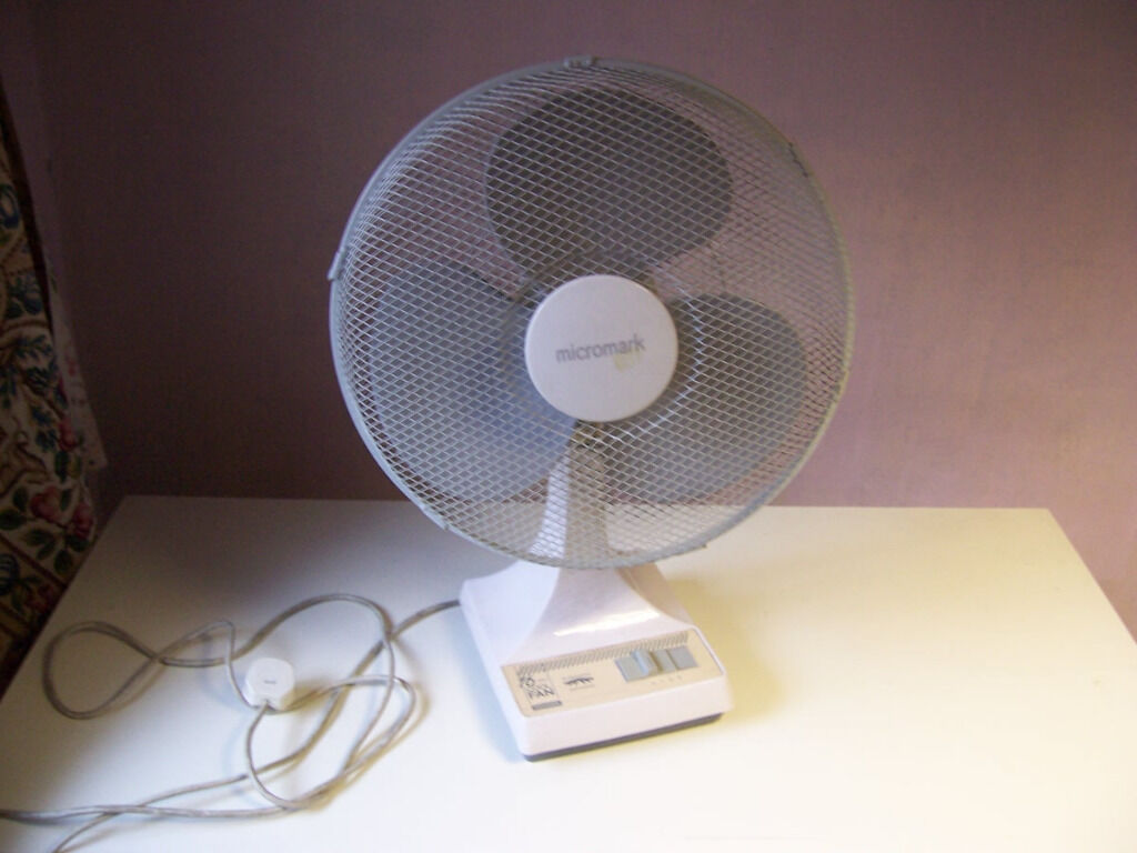 Table Fan Brand Micromark Mm8934 16 Inches 3 Sds 63cm High