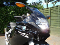BMW K1200S 2007.FULL BMW SERVICE HISTORY.AKRAPOVIC.ABS.ESA.TWO OWNERS FROM NEW
