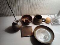 ceramics - various