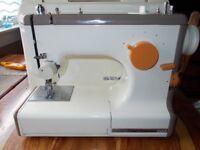 Frister RossMan (Cub4) Sewing Machine.