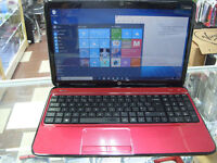 Bargain HP Pavilion G6 Red Core i5 3210M with 4GB Ram and Windows 10 Pro and Office 2013 Pro