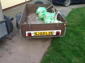 Very stronge pull trailer 7ft by 4ft £95 call Tom 07796 143038