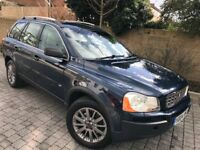Volvo XC90 2.4 D5 Executive SUV 5dr Diesel Automatic*7 Seaters,New Mot,Just serviced,Timing Belt