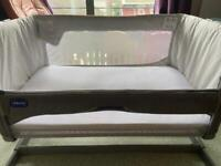 Chicco Next To Me Magic crib - used, good condition