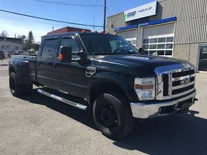 2008 Ford F-350 Lariat DOUBLE ROUES LARIAT DIESEL 4X4 TOIT $1290