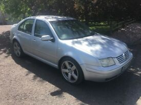 (South registered) 2003 diesel VW Bora TDI