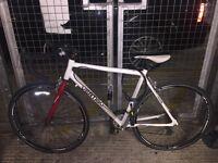Vertigo fitness bike