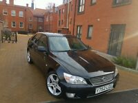 LEXUS IS 200 ** 160 BHP **6 SPEED **12 MONTH MOT **12 SERVICE STAMPS *VERY CLEAN CAR DRIVES LIKE NEW