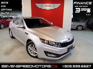 2013 Kia Optima LX| $74 BW |1YR FREE WARRANTY