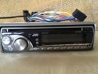 JVC cd receiver USB AUX