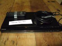 Toshiba Blu Ray / DVD Player BDX 3300