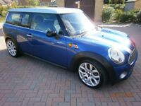 MINI CLUBMAN COOPER D PARK LANE EDITION NEW MOT NO ADVISORIES 2 KEYS