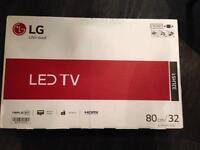 LG 32inch LED freeview Full HD TV