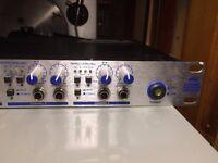 "Alto HPA6 6 Channel Headphone Distribution Amplifier 19"" Rack 1U"