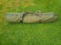 Tracker Armo Bivvy with New Winter Skin