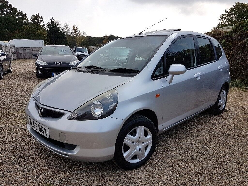 Honda Jazz SE, 5 Door Hatch, 1.4 Petrol / Manual, Full Service History