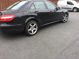 Mercedes e220 cdi 2010