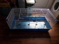 Rabbit cage 4 foot x 2 foot with 3 drinking bottles