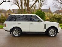 2006 Land rover Rnage rover 4.4 V8 Vogue | Left hand drive | Automatic | Petrol | left hand car 2006