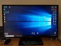 4k monitor Asus pb279q