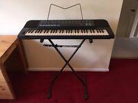 Casio CT670 Tonebank Electric Keyboard
