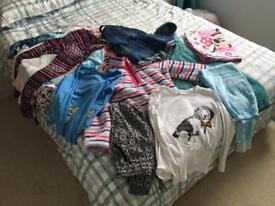 Girls 10 - 12 years assortment of Clothing.